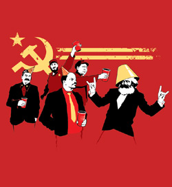 Communist Party by Threadless