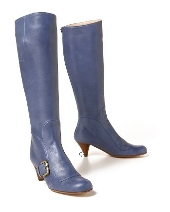 Blue Sky Morning Boots