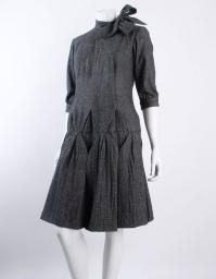 United Bamboo tie neck dress Fall 2007