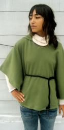 panhandle poncho by She-bible