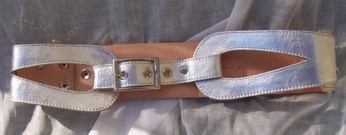 Brave Leather Belt