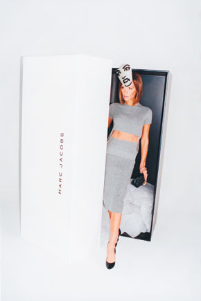 Marc Jacobs SS 2008 Ad Campaign with Posh