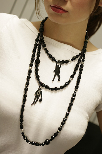 Supermandolini Daily Commuters Necklace