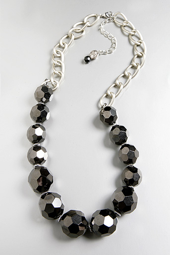 Supermandolini Dark Disco Necklace