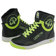 House of Deron high top sneakers