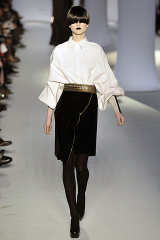 Fall 2008 Ready-to-Wear Yves Saint Laurent