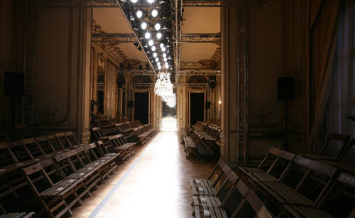 Miu Miu Fall Winter 2008 Fashion Show Venue