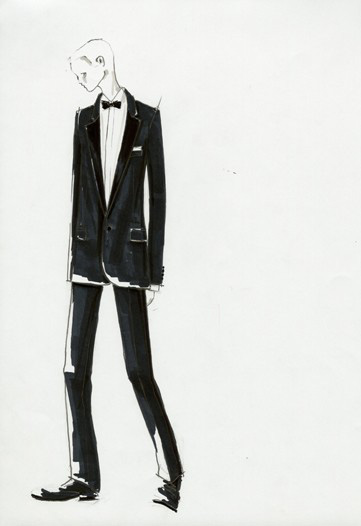 What Should Obama Wear? - Marc Jacobs - Night Look