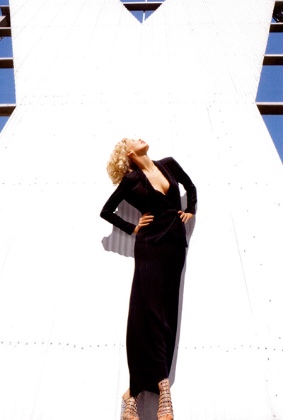 Yves Saint Laurent Spring Summer 2009 - Ad Campaign