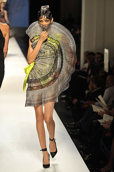 Jean paul gaultier haute couture spring summer 2009 for Haute couture houses
