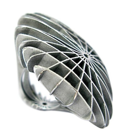 Stellite Limited Edition Ring by Stefania Lucchetta