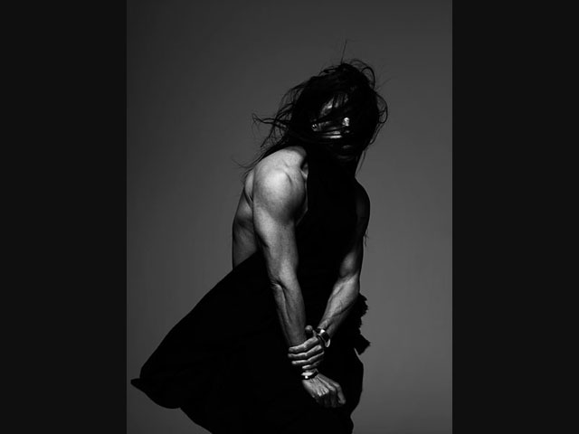 Rick Owens - Nick Knight, Arena Homme Plus