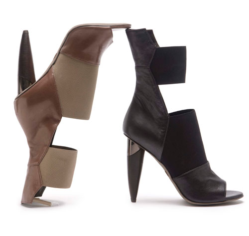 Omelle Fall 2009 Shoes hardy