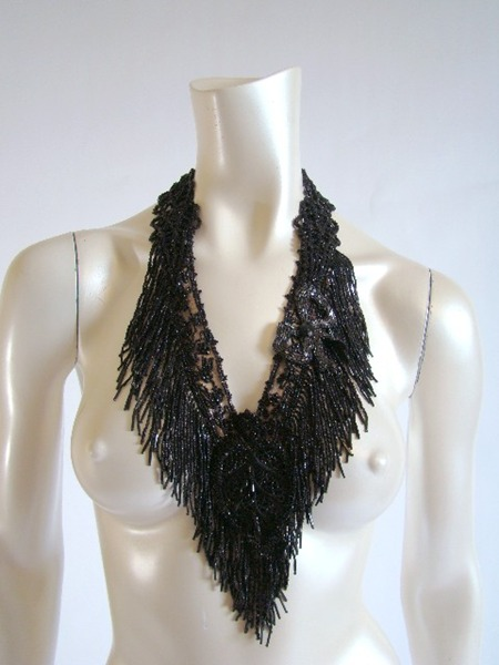 Jet Neck Collar - Shrimpton Couture