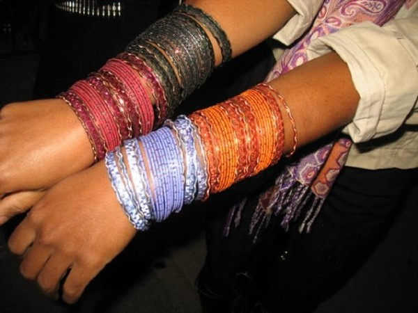 India Bangles: photo taken by Sonja A
