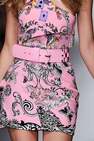 Versace Ready to Wear - Spring 2010