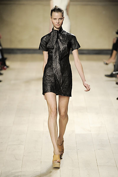 SS10 Trends Leather Celin