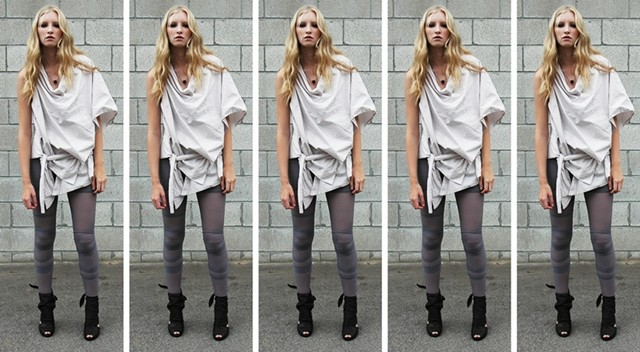 Complex Geometries Spring 2010 photos by Tommy Ton