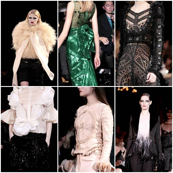 Givenchy Couture Spring 2010