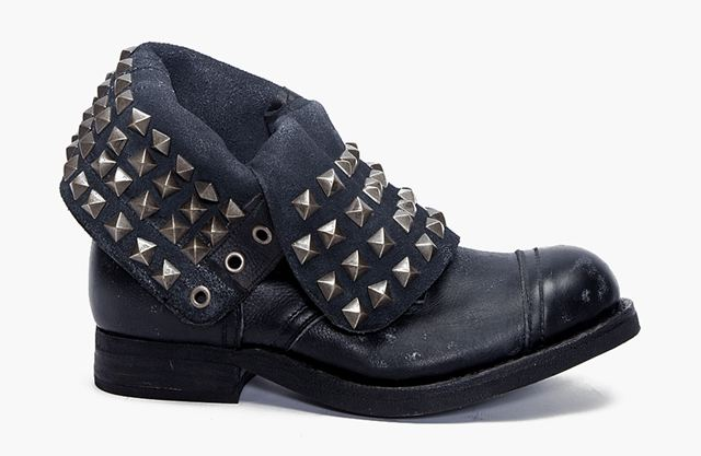 Jeffrey Campbell All Stud Boots