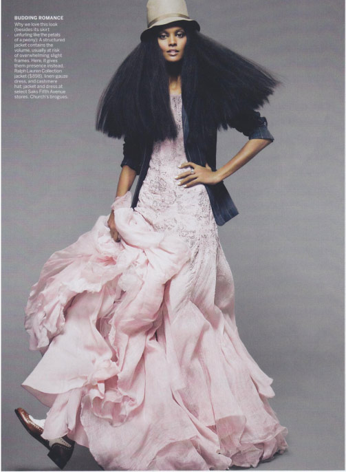 Dean Davidson in Vogue March 2010