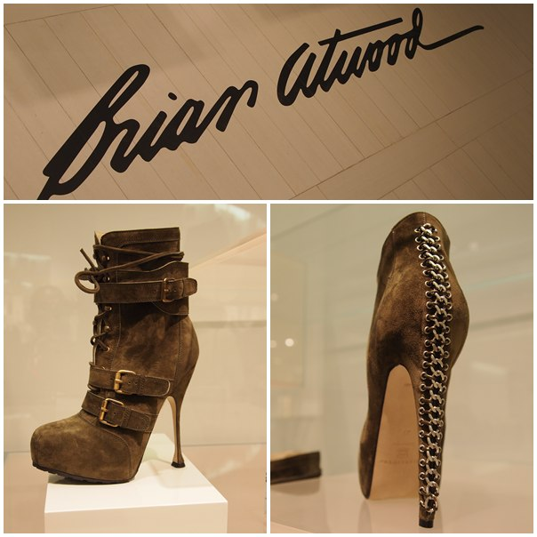 Brian Atwood at The Room