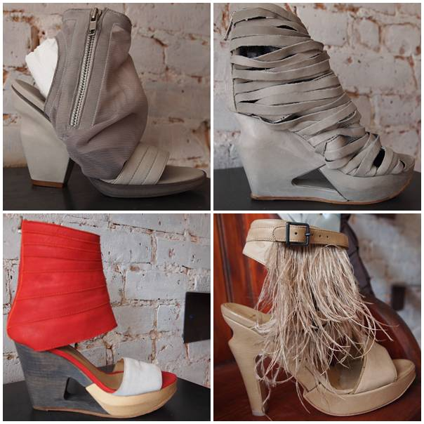 Chasse Gardee Spring 2010 Arrivals