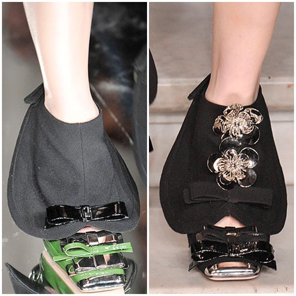 Miu Miu Shoes – Fall Winter 2010 -2011
