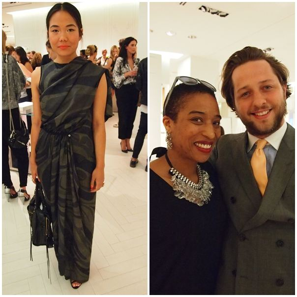 Derek Blasberg at The Room