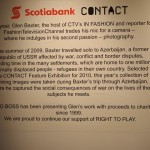 Scotiabank CONTACT Photography Festival – Right To Play – Azerbaijan, 2009
