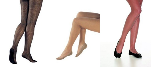 geekiviews: Kushyfoot Fishnet Tights, Ultra Low Cut Foot Covers and Flats-to-Go