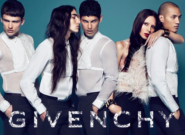 Givenchy Fall Winter 2010 - 2011 Ad Campaign