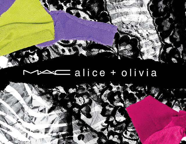 alice + olivia for M•A•C