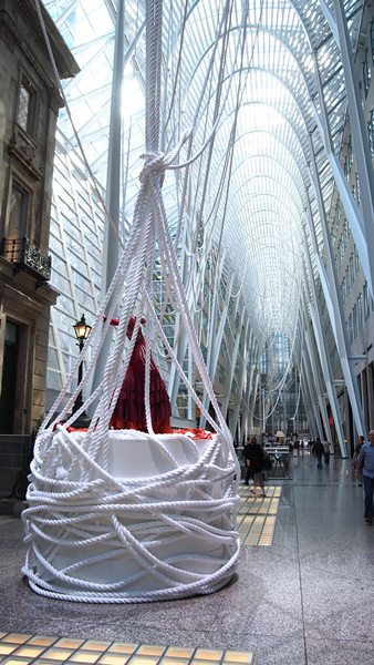 Luminato 2010 – The Ascension of Beauty by Mark Fast