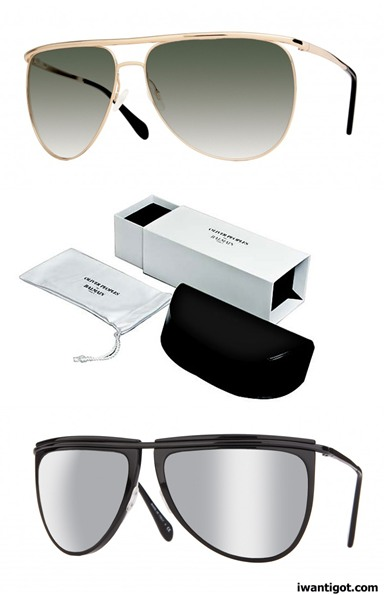 Balmain x Oliver Peoples