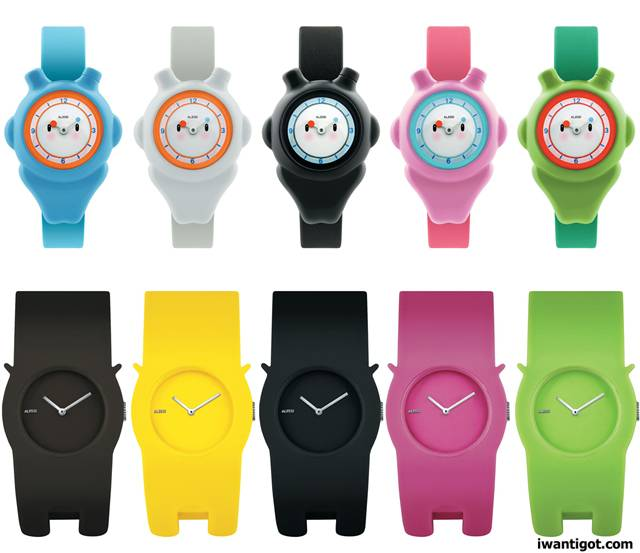 Alessi Watches Fall Winter 2010 - 2011