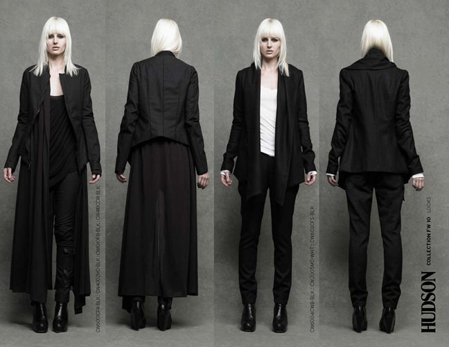 Hudson COLLECTION Fall Winter 2010 - 2011 - Jackets