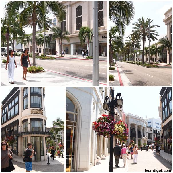LAX Diaries - Day 2 - Rodeo Drive