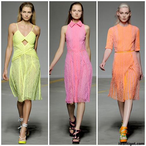 Christopher Kane Spring Summer 2011 Womens