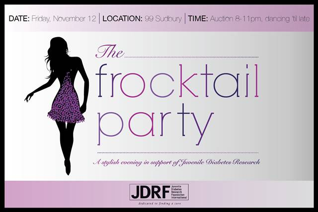 The Frocktail Party - November 12, 2010