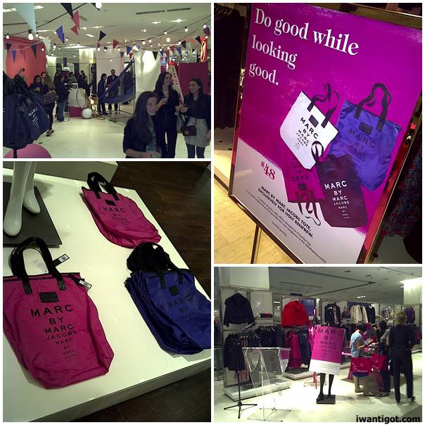 Holt Renfrew x Marc by Marc Jacobs x VisionSpring Launch Party
