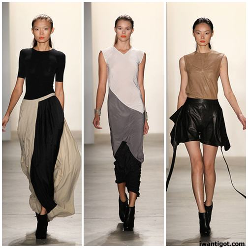 Jeremy Laing Spring Summer 2011 womens