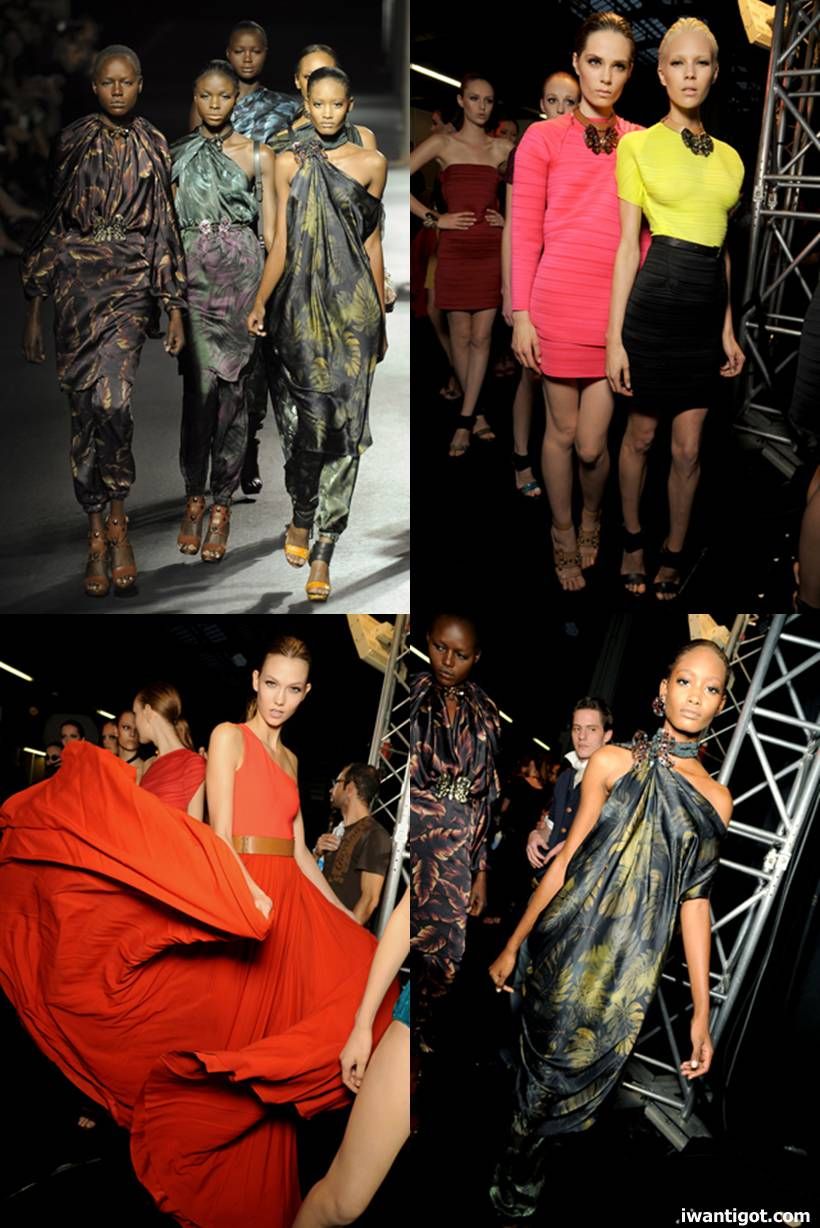 Lanvin Spring Summer 2011 Womens