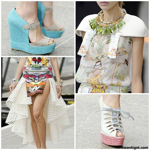 Mary Katrantzou Spring Summer 2011 womens