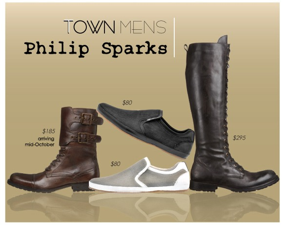 Philip Sparks Fall Winter 2010 - 2011 Shoes