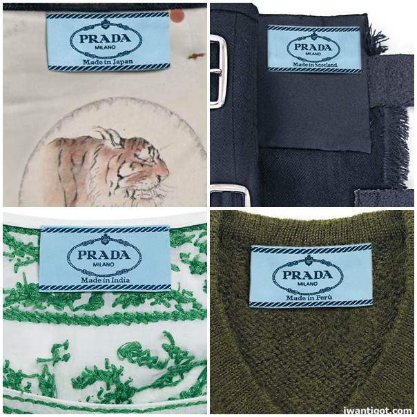 """Prada """"Made in …"""" Project"""