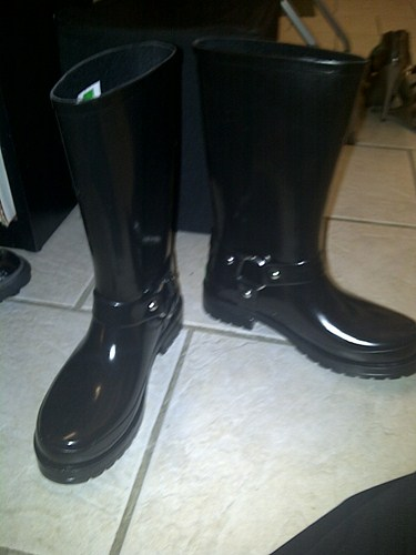 Cougar Boots - Fall 2010