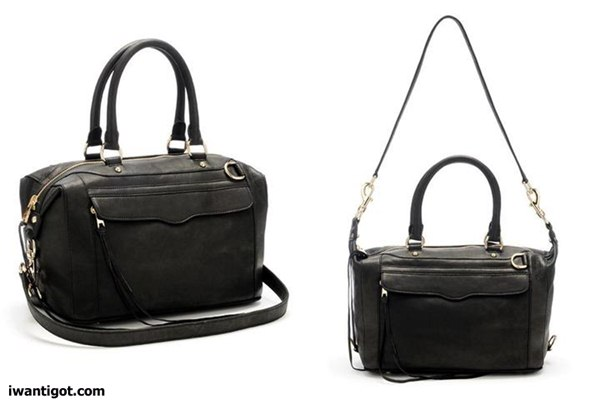 M.A.B. (Morning After Bag) with Long Strap by Rebecca Minkoff