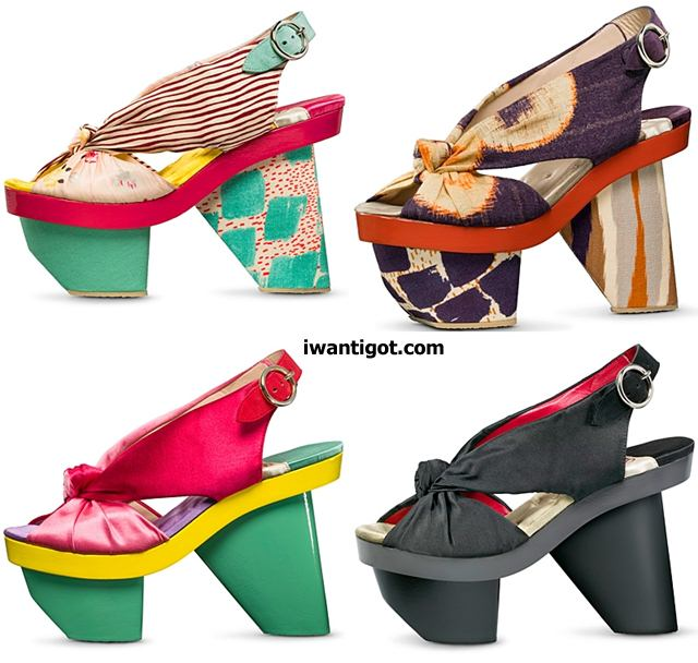 Kenzo Spring Summer 2011 Shoes