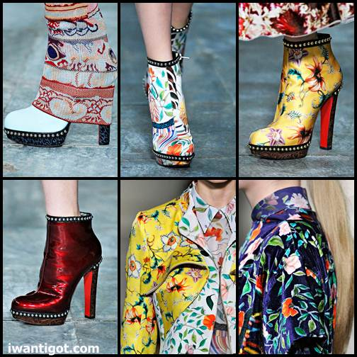 Mary Katrantzou Fall Winter 2011 - 2012